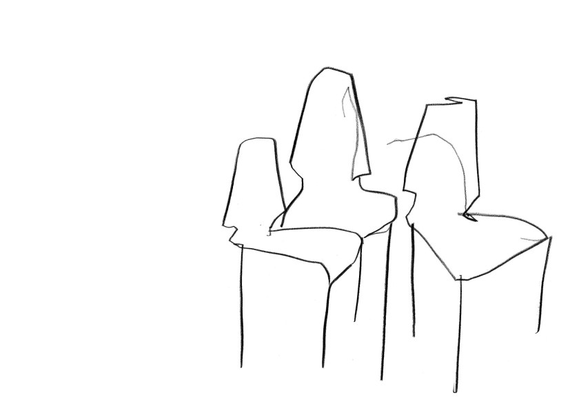 joannalayla chairs sketchbook