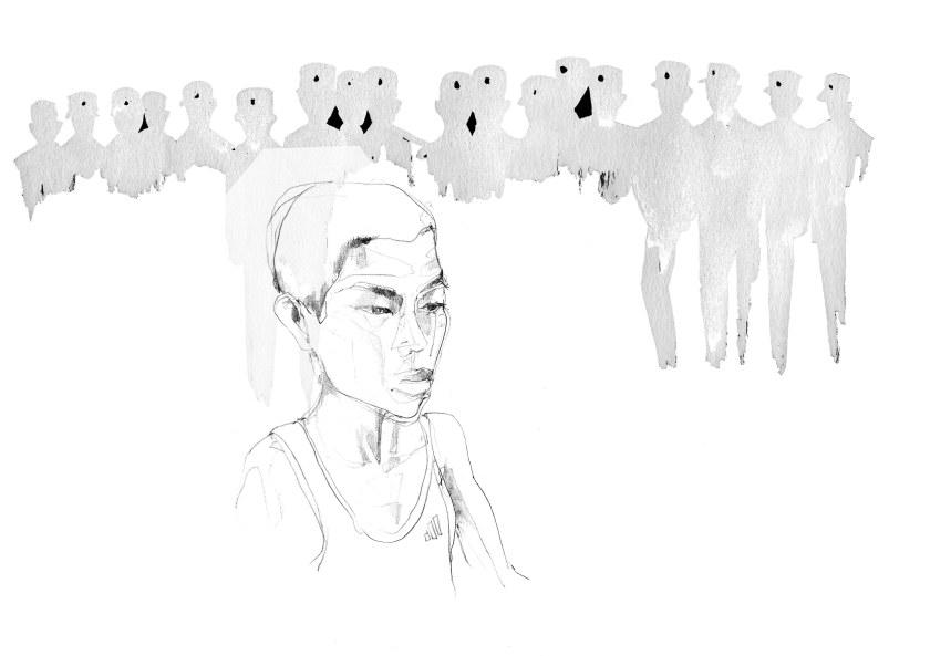 joannlayla korean half marathon initital idea stage 2