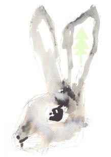 joannalayla christmas rabbit tree